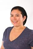 Erwachsene Frau der asiatischen Ethnie Stockbild
