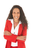 Erwachsene Geschäftsfrau lizenzfreies stockfoto