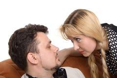 Erwachsene Paare lizenzfreie stockfotografie