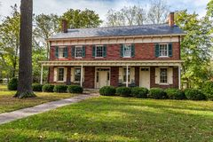 Erwin Stover House stock image