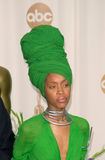 Erykah Badu Royalty Free Stock Photo