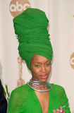 Erykah Badu Royalty Free Stock Photography