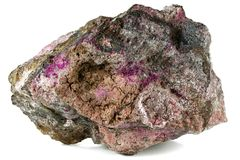Erythrite foto de stock royalty free