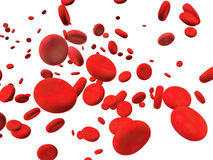 Erythrocytes Stock Images