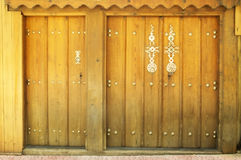 Erzincan Kemaliye doorknob Stock Photography