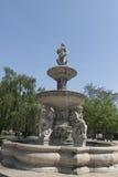 Erzsebet ter park, Budapest Stock Photos
