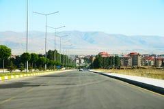 Erzurum city royalty free stock images