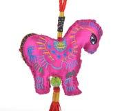 2014 es año del caballo, caligrafía china. palabra para Imagen de archivo