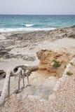 Es Calo Beach; Formentera; Balearic Islands Royalty Free Stock Photography