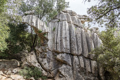 Es Camell karstic rock formation Stock Images