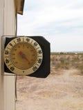 Es exterior caliente Imagen de archivo