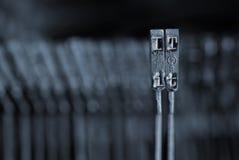 ES Informationstechnologie Stockbilder