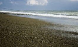 Es ist in dem Meer klar Stockbild