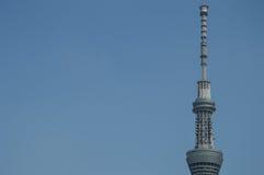 Es ist die 634 Meter Fernsehkontrollturm und angeordnet im Sumida Bezirk Stockfoto