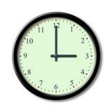 Es ist drei Uhr vektor abbildung