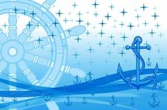es ist ein Aqua, Weihnachten, Weihnachten, Hintergrund Lizenzfreie Stockfotos