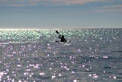 Es ist ein großer Ozean!!! Stockfotos