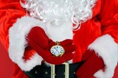 Es ist fast Weihnachtszeit Stockfoto