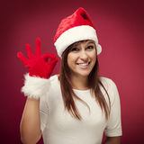 Es ist schreckliches Weihnachten Stockfotografie