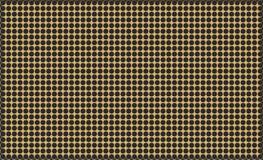 Es ist Tapetengoldfarbe Lizenzfreie Stockbilder