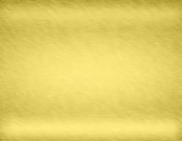Es ist Tapetengoldfarbe Stockfoto