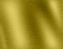 Es ist Tapetengoldfarbe Stockfotos