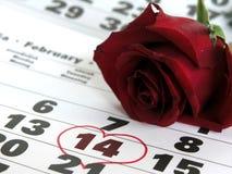 Es ist Valentinstag Lizenzfreies Stockfoto