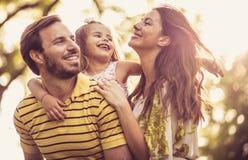 Es ist Zeit, mit Ihrer Familie zu genießen stockfotos