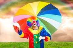Es kann nicht ständig regnen Stockfoto