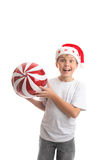 Es la Navidad Foto de archivo libre de regalías