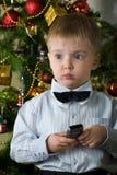 Es necesario llamar al papá Fotografía de archivo libre de regalías