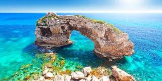 Es Pontas Mallorca Spain. Photo royalty free stock photo