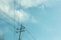 Es ` s Himmel von Südkorea Stockbilder