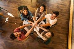 Es ` s immer besseres Studieren auf Gruppe Lizenzfreies Stockbild