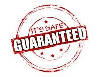 Es s-Safe garantiert lizenzfreie abbildung