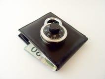 Es su caja fuerte 2 del dinero Fotografía de archivo