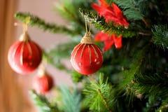 Es tiempo de la Navidad Foto de archivo