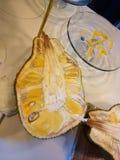 ¡Es un jackfruit! Foto de archivo libre de regalías