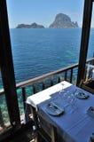 Es Vedra Cala d'Hort, Ibiza Spain Royalty Free Stock Image
