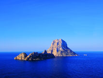 Es Vedra on Ibiza Stock Image