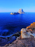Es Vedra on Ibiza Stock Photography