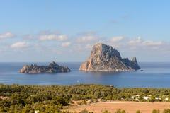 Es Vedra Ibiza Royalty Free Stock Photos