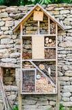 Es wird für anzieht gute Programmfehlerinsekte für Gartenanlagen verwendet Stockbilder
