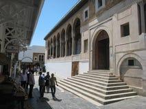 Es Zitouna Mosque. Facade . Tunis. Tunisia Stock Image