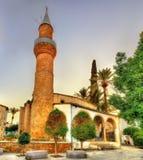 Esa mezquita de la col rizada del EL en Nicosia Imágenes de archivo libres de regalías