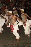 Esala Perahera: el festival del bhuddist en Kandy, Sri Lanka, 2015 Foto de archivo libre de regalías