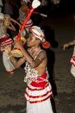 Esala Perahera: het bhuddistfestival in Kandy, Sri Lanka, 2015 Stock Fotografie