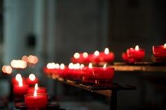 esamina in controluce la preghiera Fotografie Stock Libere da Diritti
