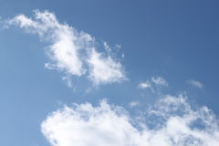 Esamini il cielo immagini stock libere da diritti