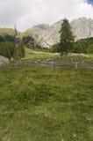 Esamini la montagna Fotografie Stock Libere da Diritti